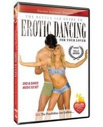 Better Sex Guide to Erotic Dancing for Your Lover DVD Sinclair Institute