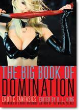 Big Book Of Domination Books & Games > Erotica Cleis Press
