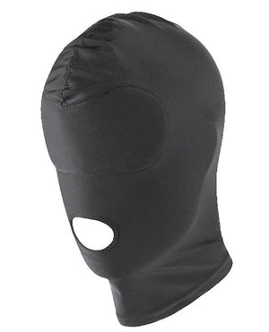 Black Spandex Hood with Open Mouth BDSM > Blindfolds, Masks, & Hoods Spartacus
