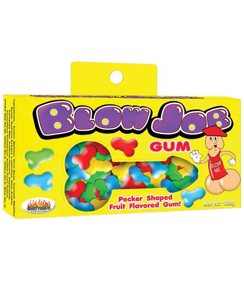 Blow Job Pecker Bubble Gum Bachelorette & Novelty Hott Products