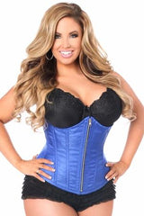 Brocade Steel Boned Underbust Corset Lingerie & Clothing > Corsets Daisy Corsets