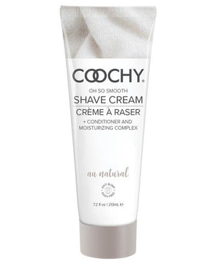 Coochy Shave Cream Au Natural Bath, Body & Massage Classic Erotica