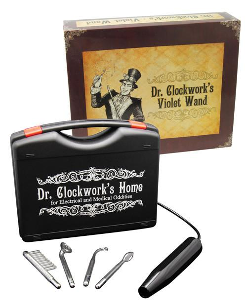 Dr Clockwork's Violet Wand Kit