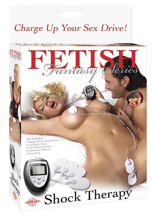 Fetish Fantasy Shock Therapy Electrical Play Pipedream