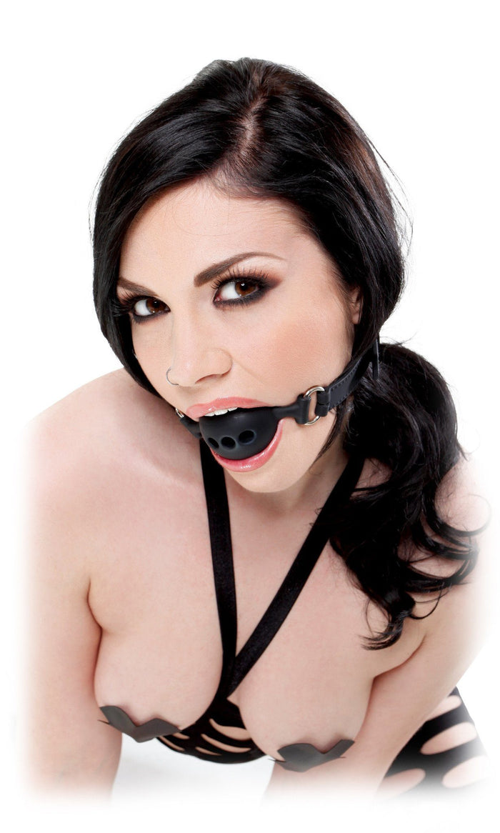 FF Extreme Silicone Breathable Ball Gag