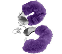 FF Furry Cuffs BDSM > Restraints Pipedream Purple