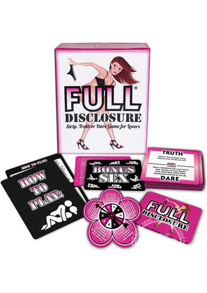 Full Disclosure Books & Games > Games Ball & Chain