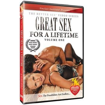 Great Sex for a Lifetime 1 DVD Sinclair Institute