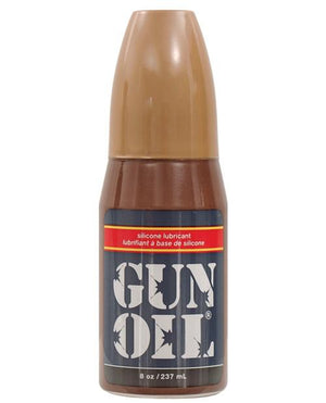 Gun Oil Silicone Lubricant Lubricants Empowered Products 8 oz.
