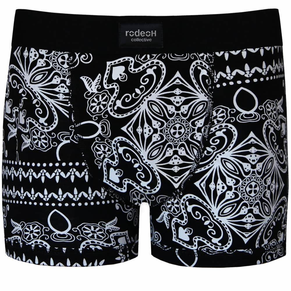 Handkerchief Boxer Underwear (Packer Friendly) Gender Expression RodeoH