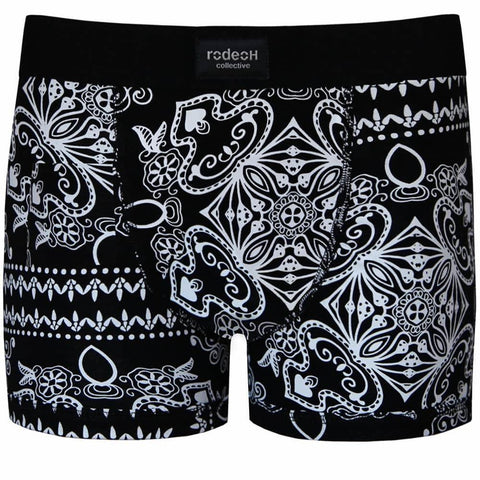 Handkerchief Boxer Underwear (Packer Friendly)