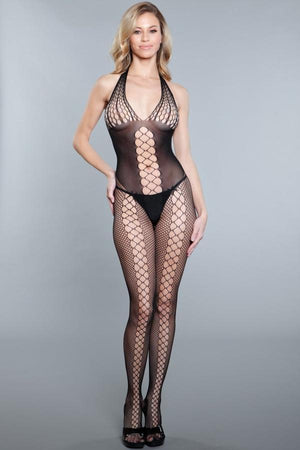 I Like Me Better Bodystocking Lingerie & Clothing > Bodystocking Be Wicked