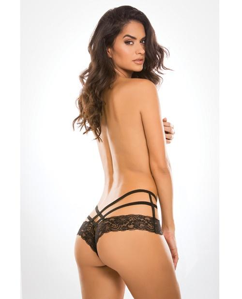 Lace Tangled Ecstasy Panty Lingerie & Clothing > Panties Allure