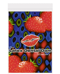 Latex Dental Dam Condoms & Safe Sex Line One Laboratories