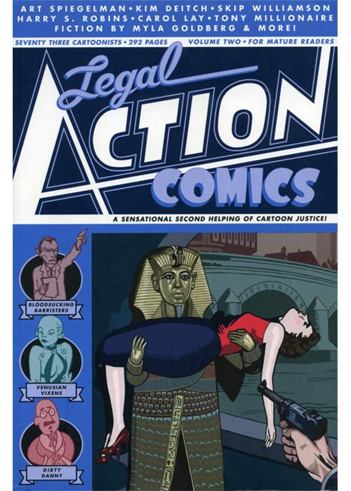 Legal Action Comics Vol 2