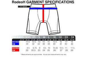 Marle Gray Extended Leg Packer Boxer Gender Expression RodeoH