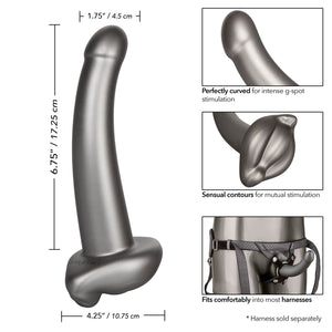 ME2 Ultra-Soft G-Probe Dildos Cal Exotics