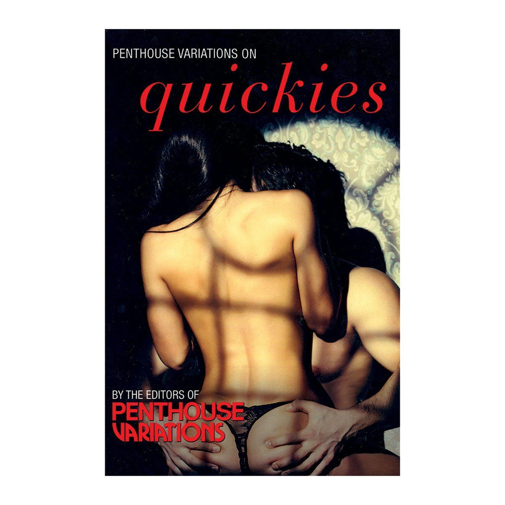 Penthouse Variation on Quickies Books & Games > Erotica Cleis Press