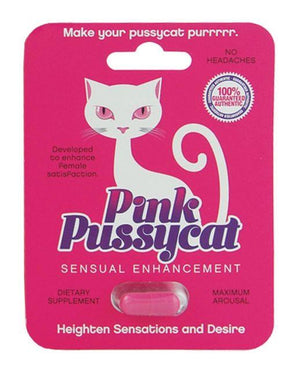 Pink Pussycat Enhancers & Supplements Not specified