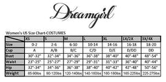 Plastic Halter Chemise Lingerie & Clothing > Lingerie Small-XL Dreamgirl International Lingerie