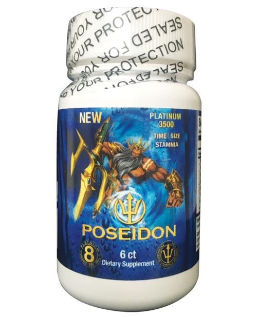 Poseidon - Bottle of 6