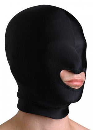 Premium Spandex Hood with Mouth Opening BDSM > Blindfolds, Masks, & Hoods Strict Leather