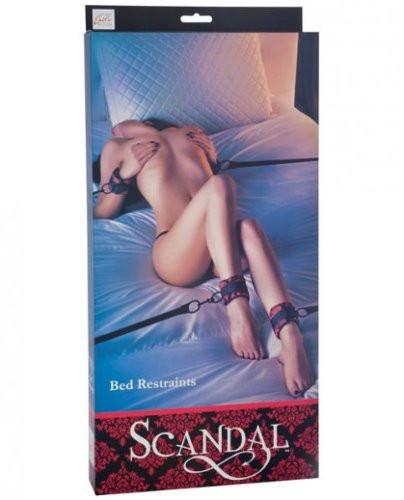 Scandal Bed Restraints BDSM > Restraints Cal Exotics
