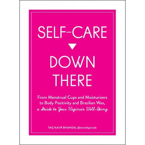 Self Care Down There: A Guide to Your Vagina's Well-Being Books & Games > Instructional Books Adams Media