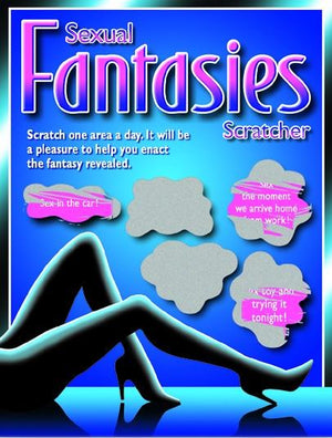 Sexual Fantasy Scratcher Books & Games > Games Ozze Creations
