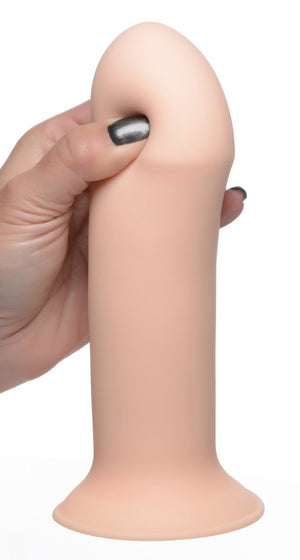 Squeezable Thick Phallic Dildo Dildos XR Brands