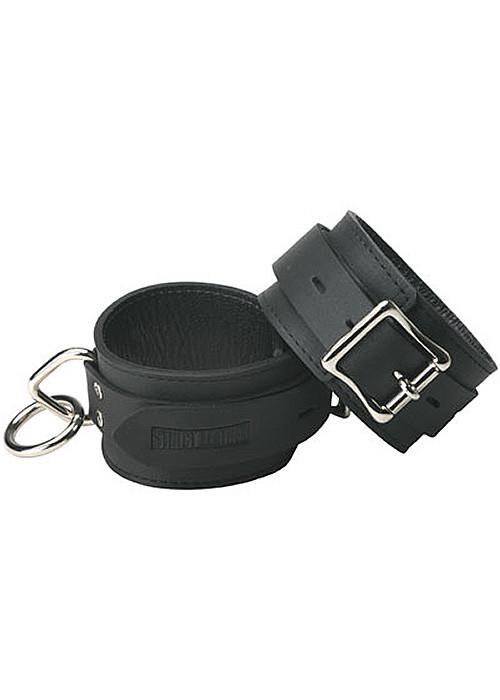 Strict Leather Standard Locking Cuffs BDSM > Restraints Strict Leather