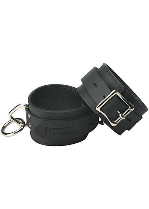 Strict Leather Standard Locking Wrist Cuffs BDSM > Restraints Strict Leather