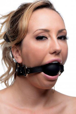 Strict XL Silicone Ball Gag BDSM > Gags XR Brands