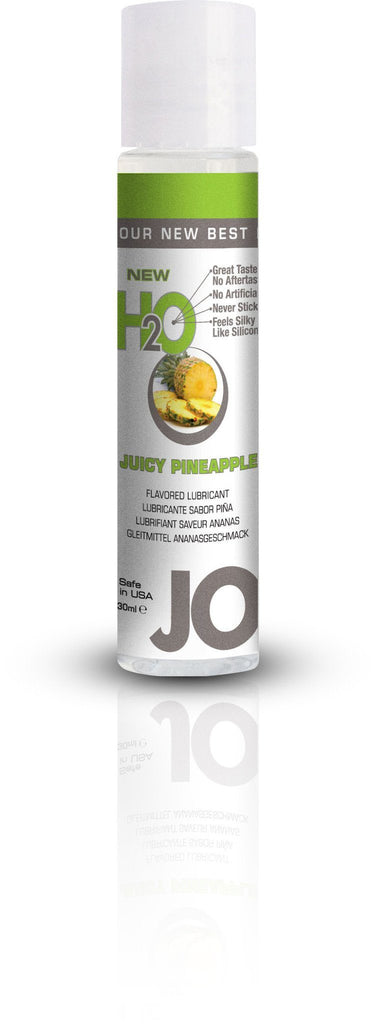System JO Flavored Lubricant, 1 oz Lubricants System JO Juicy Pineapple