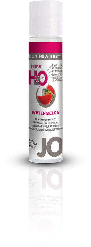 System JO Flavored Lubricant, 1 oz Lubricants System JO Watermelon