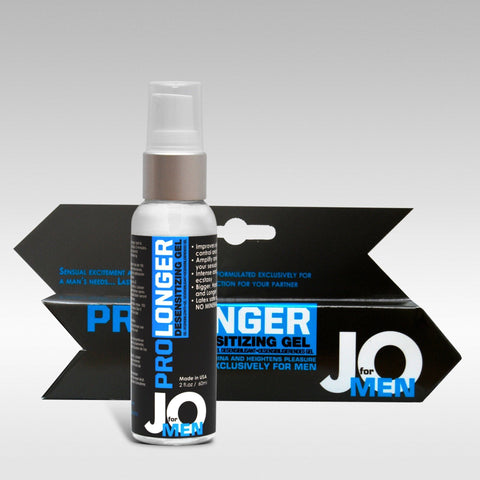 System JO Prolonger 2oz