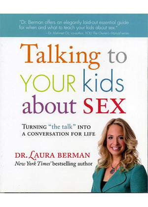 Talking To Your Kids About Sex Books & Games > Instructional Books Frisky Business Boutique