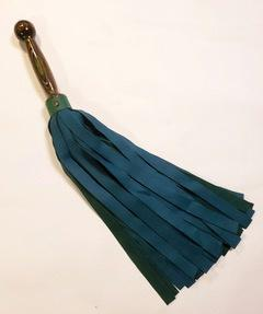 Teal Composite Flogger BDSM > Floggers & Whips Kink Things