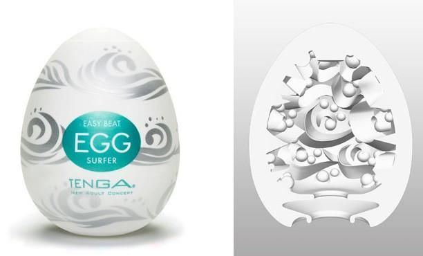 Tenga Egg Hard Boiled Edition Surfer