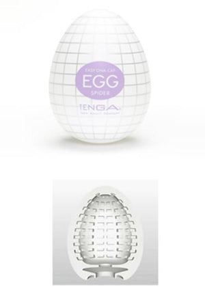 Tenga Egg - Spider Masturbation Sleeves Tenga