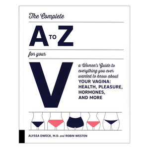 The Complete A to Z for Your V Books & Games > Instructional Books Fair Winds Press