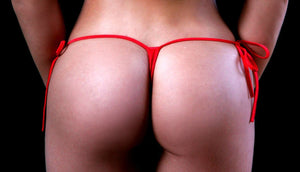 Tie-Side T-Back Thong Lingerie & Clothing > Club Wear BodyZone Apparel