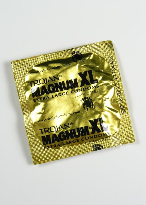 Trojan Magnum XL Condoms 12-pack Condoms & Safe Sex Trojan