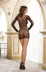 Versatile Fishnet Bodystocking Lingerie & Clothing > Bodystocking S - XL Dreamgirl International Lingerie