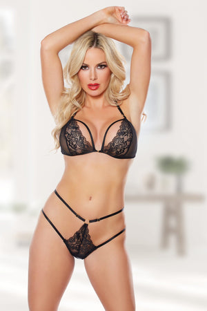 Walk of Shame Two Piece Set Lingerie & Clothing > Lingerie Small-XL Allure