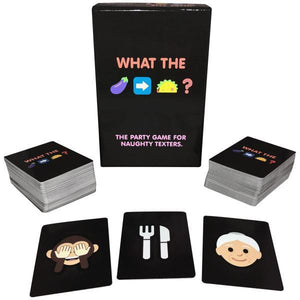 What The F*ck Eggplant To Taco Game Books & Games > Games Kheper Games