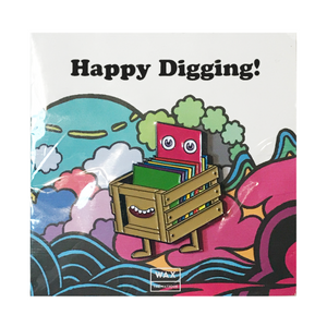 Happy Digging! Lapel Pin