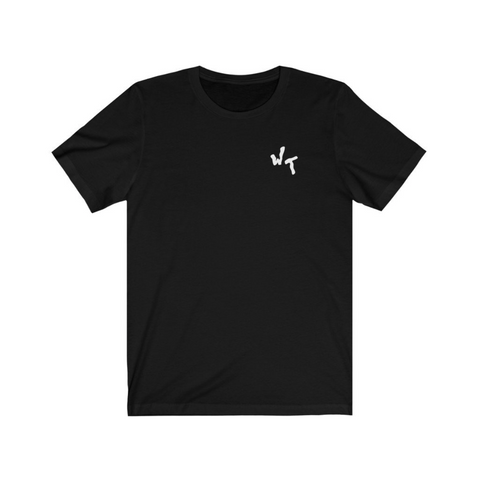 Big Type - Tee (Black)