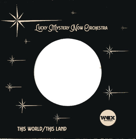 Lucky Mystery Now Orchestra - This World / Joel Ricci - This Land. Digital Download