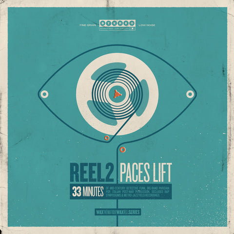 Reel 2: Paces Lift. [DETECTIVE FUNK / PARISIAN POP]